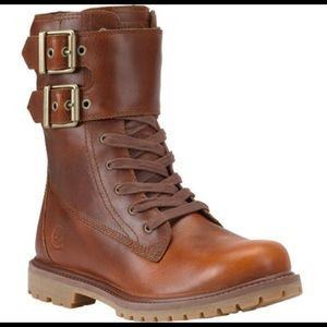 "Timberland Earthkeepers 8"" Double Strap Boot Sz 6M"